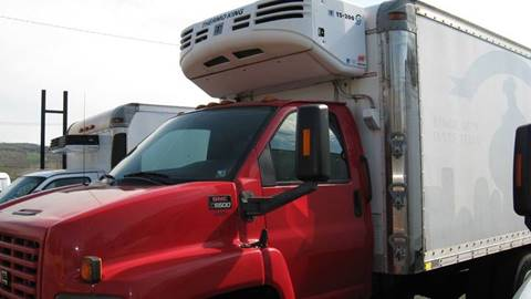 2007 GMC REEFER C6500 for sale at SHIRN'S in Williamsport PA