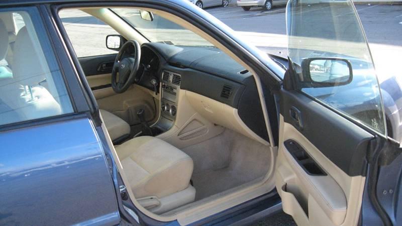 2008 Subaru Forester AWD 2.5 X 4dr Wagon 5M - Williamsport PA
