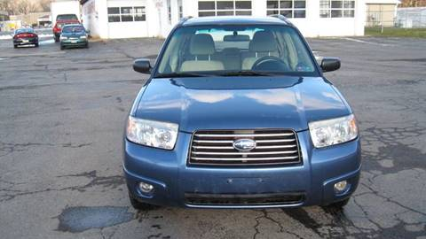 2008 Subaru Forester 2.5 X for sale at SHIRN'S in Williamsport PA
