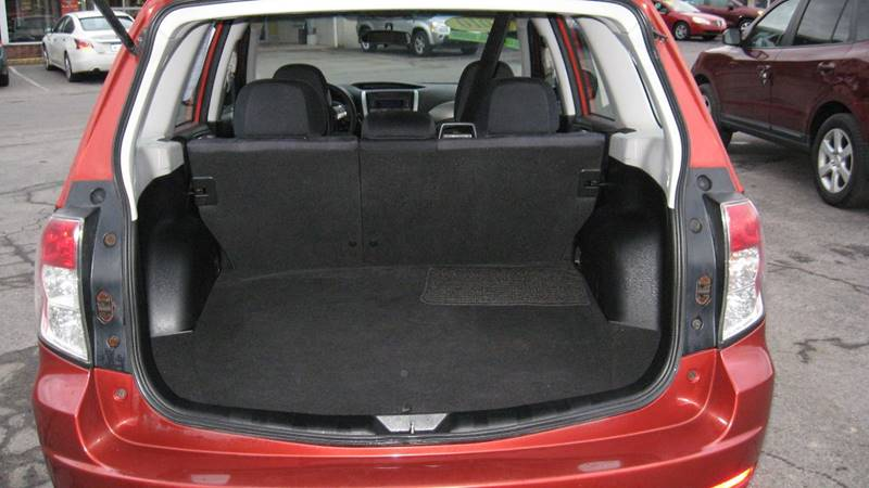2010 Subaru Forester 2.5X (image 7)
