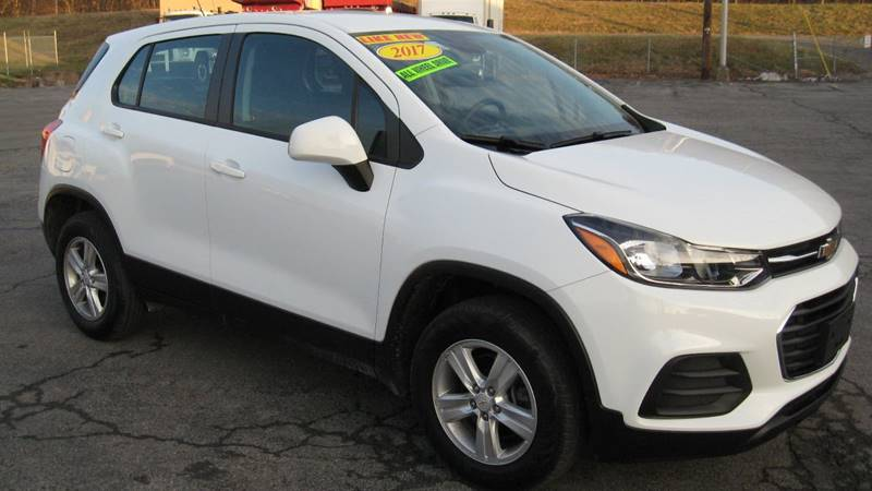 2017 Chevrolet Trax AWD LS 4dr Crossover - Williamsport PA