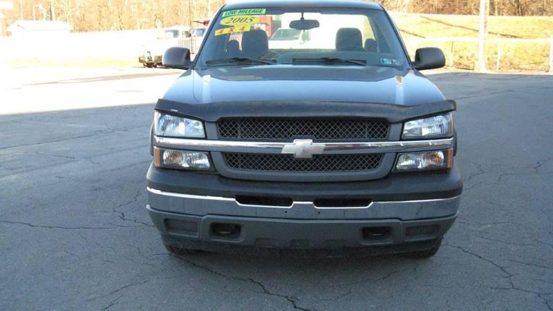 2005 Chevrolet Silverado 1500 (image 1)
