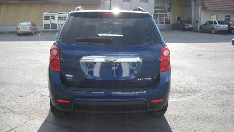 2010 Chevrolet Equinox LT (image 7)