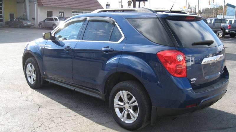 2010 Chevrolet Equinox LT (image 8)