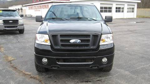 2007 Ford F-150 STX for sale at SHIRN'S in Williamsport PA