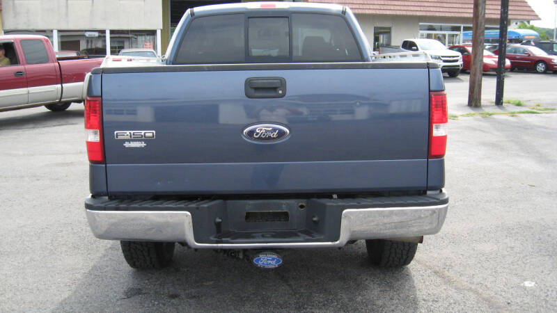 2006 Ford F-150 XLT 4dr SuperCab 4WD Styleside 6.5 ft. SB - Williamsport PA