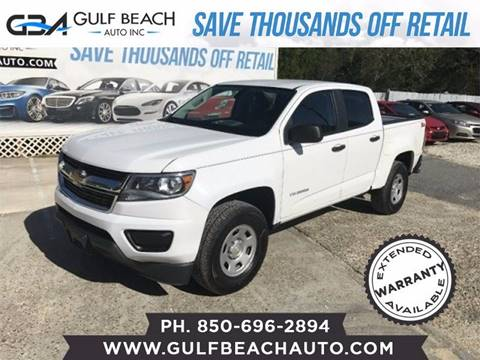 2016 Chevrolet Colorado for sale in Pensacola, FL