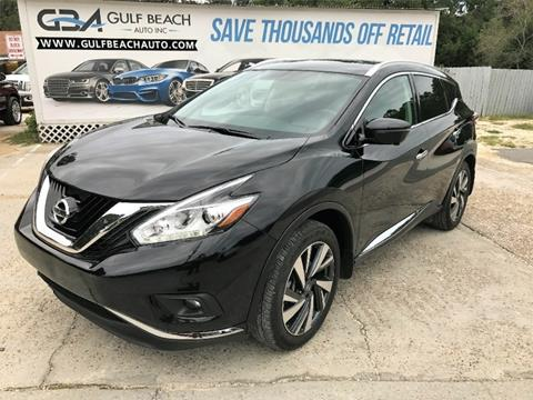 2016 Nissan Murano for sale in Pensacola, FL
