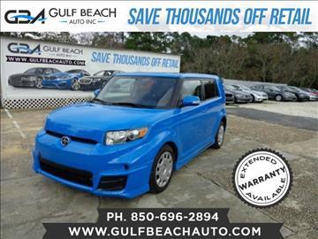2011 Scion xB for sale at GULF BEACH AUTO INC in Pensacola FL