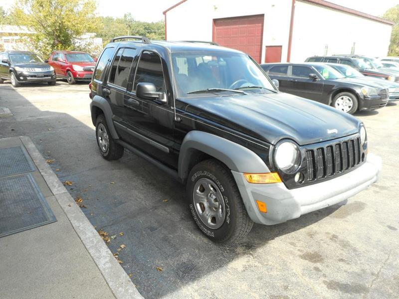 2005 jeep liberty sport 4wd 4dr suv in fort wayne in - settle auto