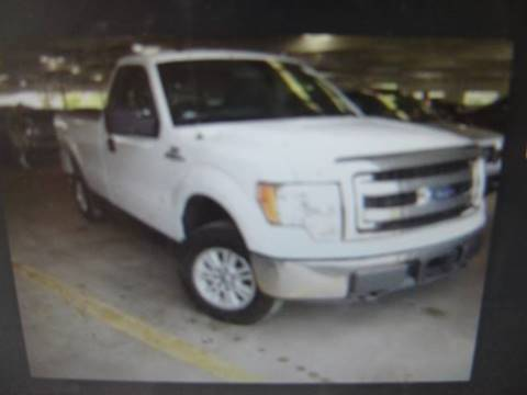 2014 Ford F-150 for sale in Spirit Lake, IA