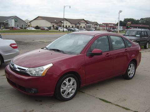2009 Ford Focus for sale in Spirit Lake, IA