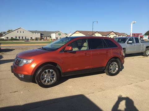 2008 Ford Edge for sale in Spirit Lake, IA