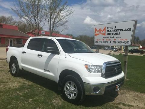 Toyota Tundra For Sale in Arnolds Park, IA - Phil's