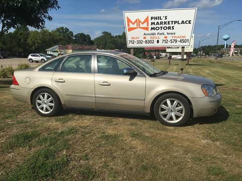 2005 Ford Five Hundred for sale in Arnolds Park, IA
