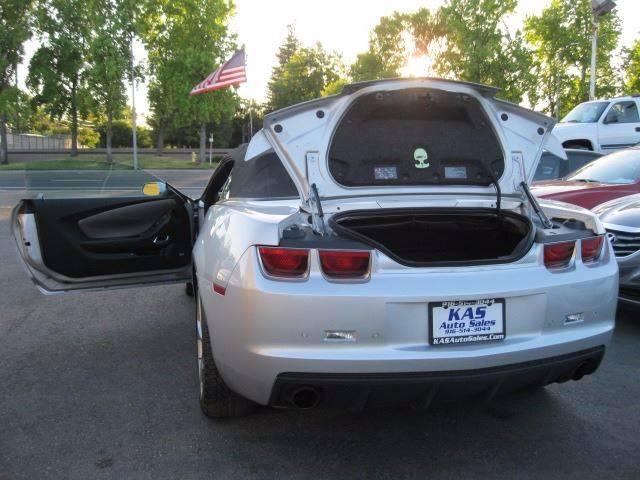 2013 Chevrolet Camaro SS 2dr Convertible w/2SS - Sacramento CA