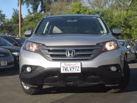 2012 Honda CR-V for sale in Sacramento, CA