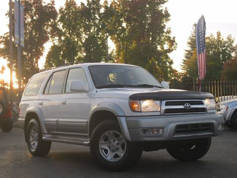 2000 Toyota 4Runner for sale in Sacramento, CA