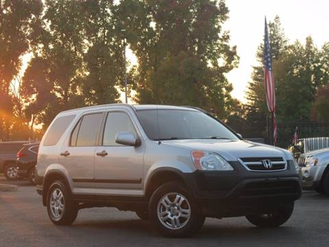 2004 Honda CR-V for sale in Sacramento, CA
