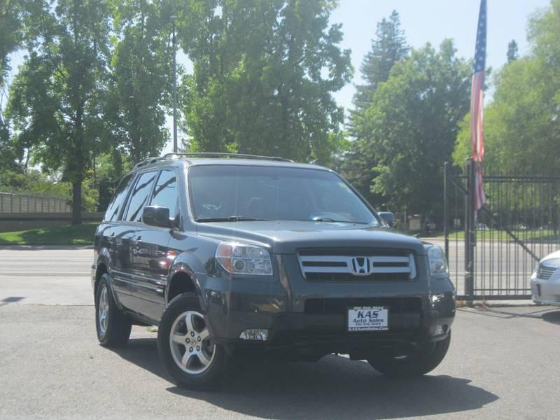 2006 Honda Pilot EX L 4dr SUV 4WD   Sacramento CA