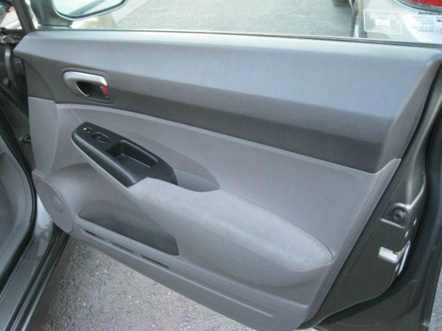 2006 Honda Civic LX 4dr Sedan w/manual - Sacramento CA