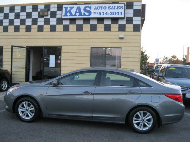 2013 Hyundai Sonata GLS 4dr Sedan - Sacramento CA