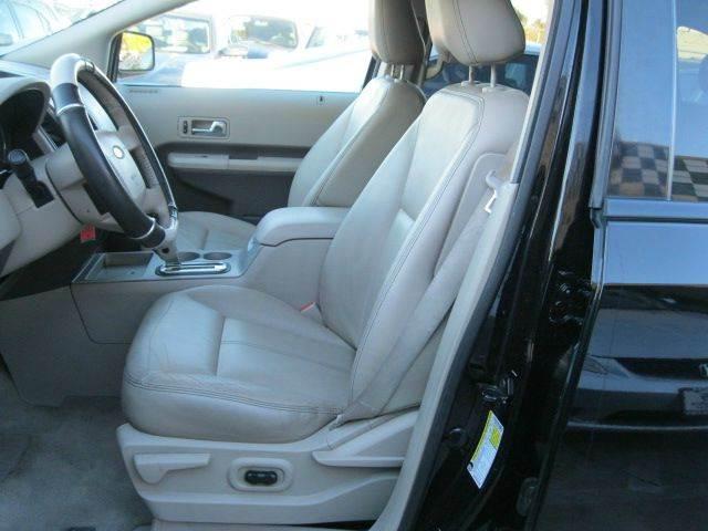 2007 Ford Edge SEL Plus 4dr SUV - Sacramento CA
