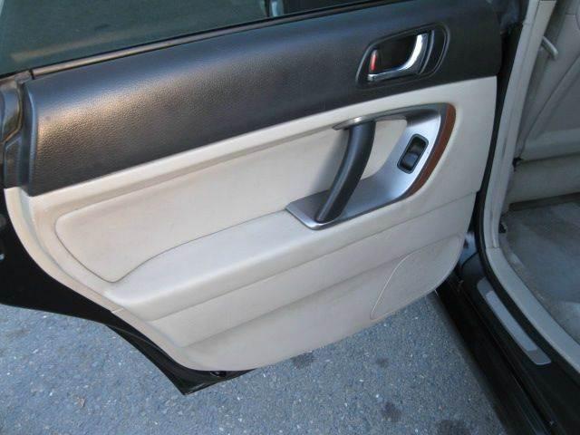 2005 Subaru Legacy AWD 2.5 GT Limited 4dr Turbo Sedan - Sacramento CA
