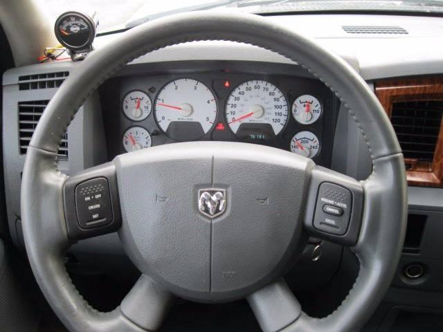 2006 Dodge Ram Pickup 2500 SLT 4dr Quad Cab LB - Sacramento CA