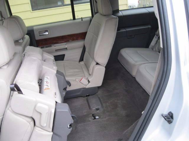 2012 Ford Flex AWD Limited 4dr Crossover w/EcoBoost - Sacramento CA