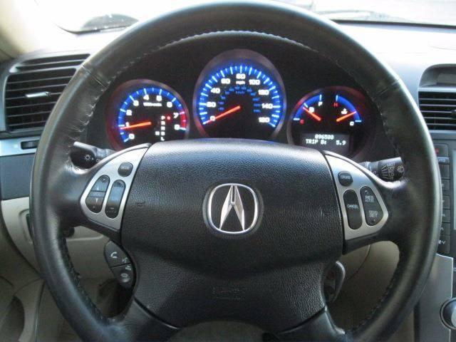 2006 Acura TL 4dr Sedan 5A w/Navi - Sacramento CA