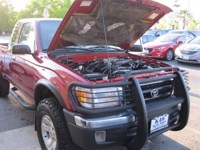 1999 Toyota Tacoma 2dr Prerunner V6 Extended Cab SB - Sacramento CA