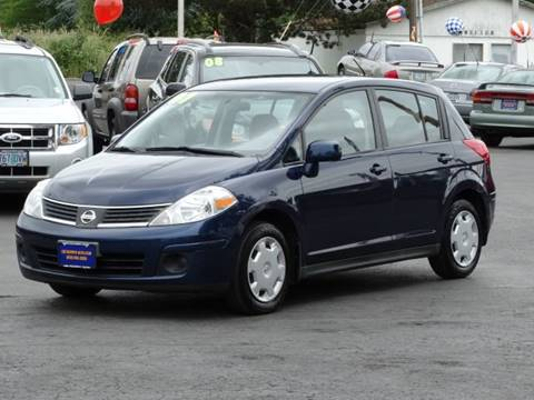 2007 Nissan Versa for sale at Lee Murphy Auto Sales Inc in Cornelius OR