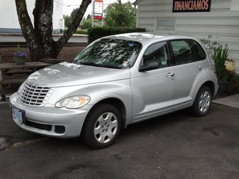 2007 Chrysler PT Cruiser for sale at Lee Murphy Auto Sales Inc in Cornelius OR