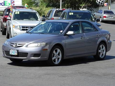 2008 Mazda MAZDA6 for sale at Lee Murphy Auto Sales Inc in Cornelius OR