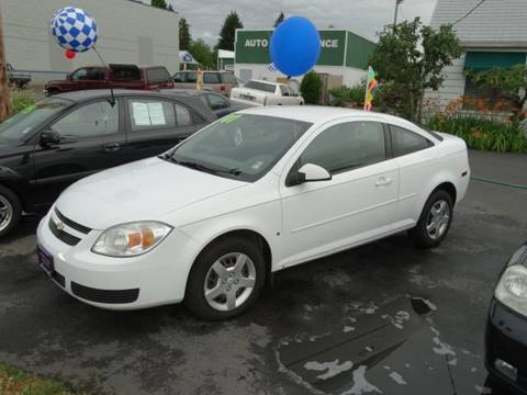 2007 Chevrolet Cobalt for sale at Lee Murphy Auto Sales Inc in Cornelius OR