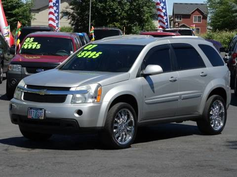 2007 Chevrolet Equinox for sale at Lee Murphy Auto Sales Inc in Cornelius OR