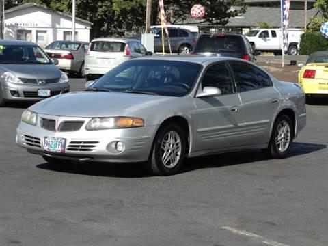 2001 Pontiac Bonneville for sale in Cornelius, OR