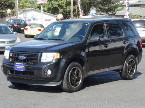 2011 Ford Escape for sale at Lee Murphy Auto Sales Inc in Cornelius OR