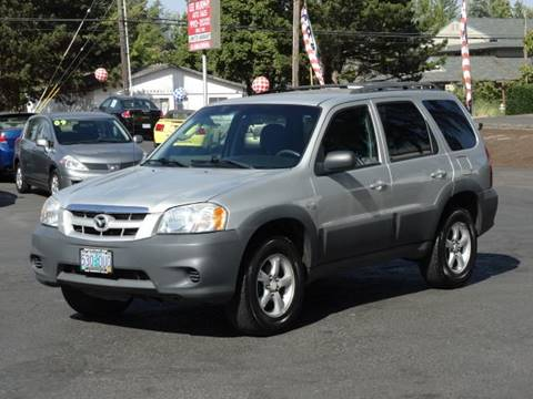 2005 Mazda Tribute for sale at Lee Murphy Auto Sales Inc in Cornelius OR