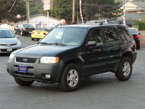 2003 Ford Escape for sale at Lee Murphy Auto Sales Inc in Cornelius OR