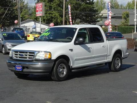 2003 Ford F-150 for sale at Lee Murphy Auto Sales Inc in Cornelius OR