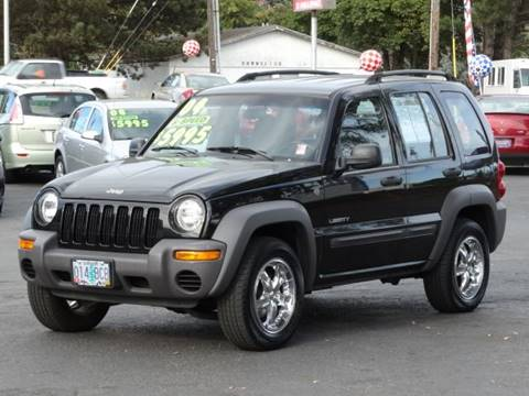 2004 Jeep Liberty for sale in Cornelius, OR