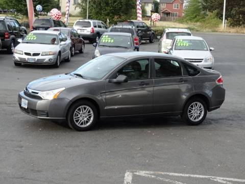 2010 Ford Focus for sale in Cornelius, OR