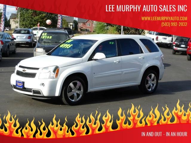2008 Chevrolet Equinox Sport In Cornelius Or Lee Murphy Auto