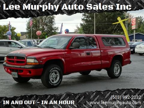 1997 Dodge Dakota for sale in Cornelius, OR