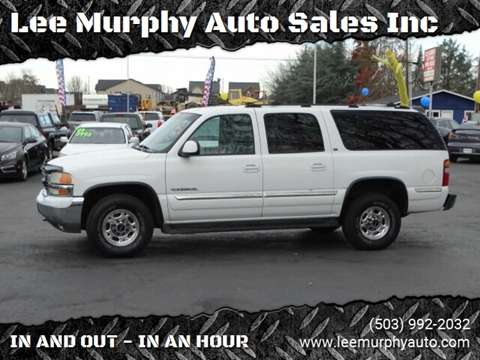 2004 Gmc Yukon Xl >> 2004 Gmc Yukon Xl For Sale In Cornelius Or