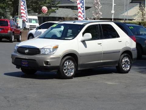 2006 Buick Rendezvous for sale at Lee Murphy Auto Sales Inc in Cornelius OR