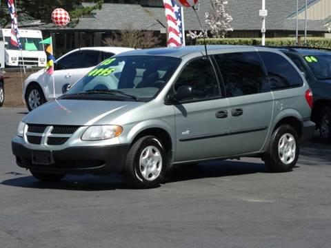 2003 Dodge Caravan for sale at Lee Murphy Auto Sales Inc in Cornelius OR