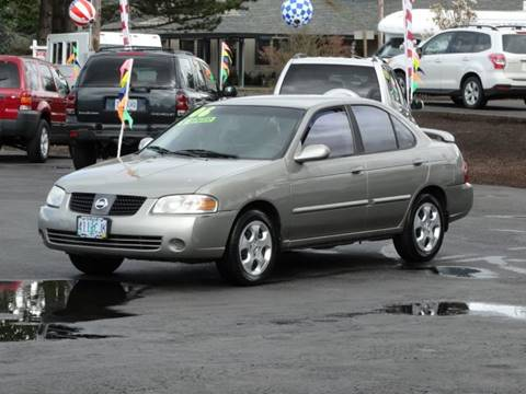 2006 Nissan Sentra for sale at Lee Murphy Auto Sales Inc in Cornelius OR